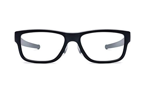 - Outdoor Sports Riding Basketball Non-slip Glasses Frames TR90 Optical Glasses Unisex,Blue-M