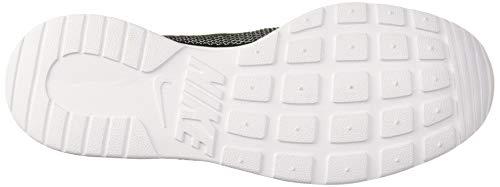 Nike Uomo White 004 Black Sneaker Herren Racer Nero Tanjun g1rqRng