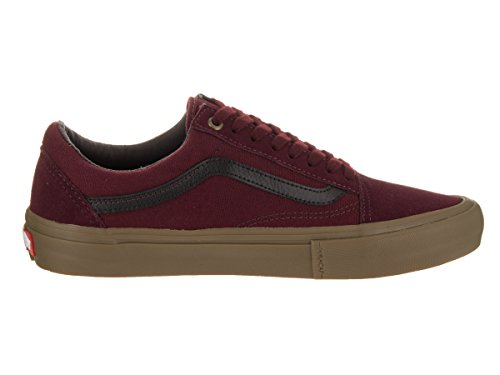 Port Unisex U black Vans Zapatillas Old Skool Adulto gum xvafYq
