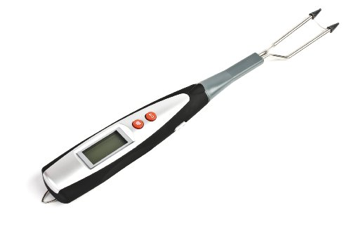- Charcoal Companion CC4072 Digital Fork Thermometer