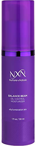 NxN Balance Beam Oil Control Gel Cream Face Moisturizer, Anti Aging Formula for Oily or Combination Skin, Men and Women...