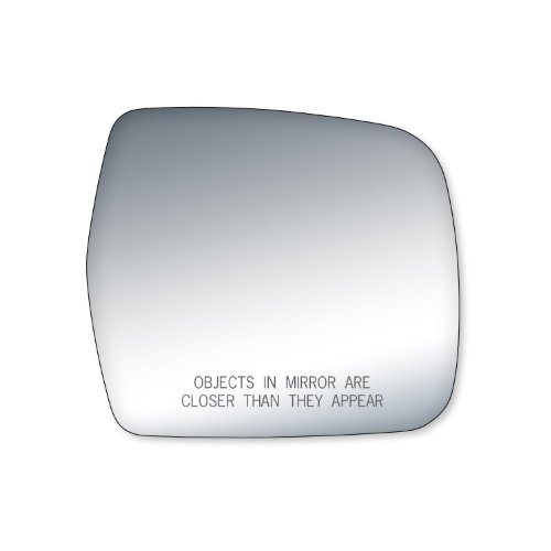 Fit System Passenger Side Mirror Glass, Toyota