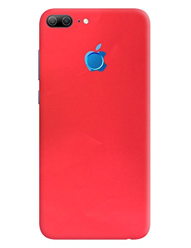 new style 34c43 208e5 GADGETS WRAP Honor 9 Lite Converter Skin iPhone Style Red Converter Apple  Logo Skin for Back