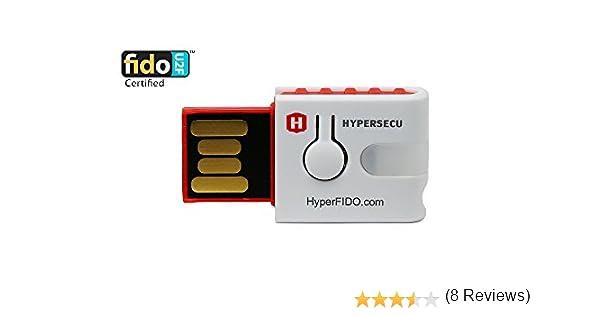 HYPERSECU HyperFIDO U2F Security Key: Amazon.es: Electrónica
