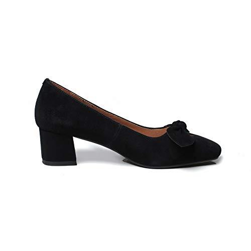 Compensées Sandales Noir ERR00107 Noir Aimint 5 36 Femme EOqFpSnvaw