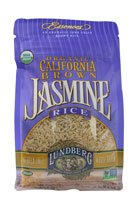 Lundberg Organic California Brown Jasmine Rice -- 16 oz by Lundberg