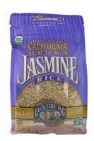 Lundberg Organic California Brown Jasmine Rice -- 16 oz by Lundberg