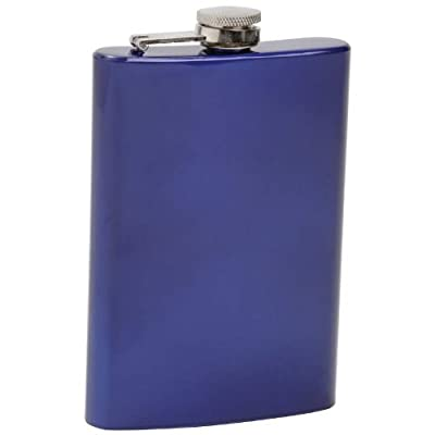 Maxam® 8oz Stainless Steel Flask