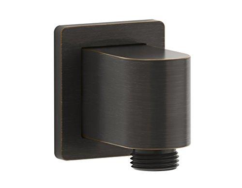 Kohler K-98350-2BZ Awaken K-98350-2ZB Wall-Mount Supply Elbow Oil-Rubbed Bronze