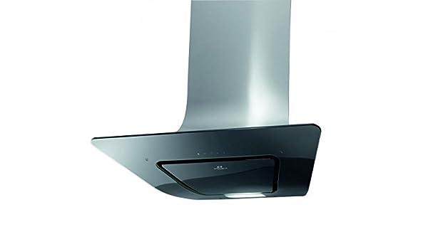 Galvamet/Vela 90/F negro/90 cm/100 % fabricado en Italia/con función 24 h de comodidad/filtro de carbón activo con cristal/diseño de acero inoxidable: GALVAMET: Amazon.es: Grandes electrodomésticos