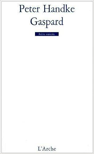 Livres Gaspard pdf, epub