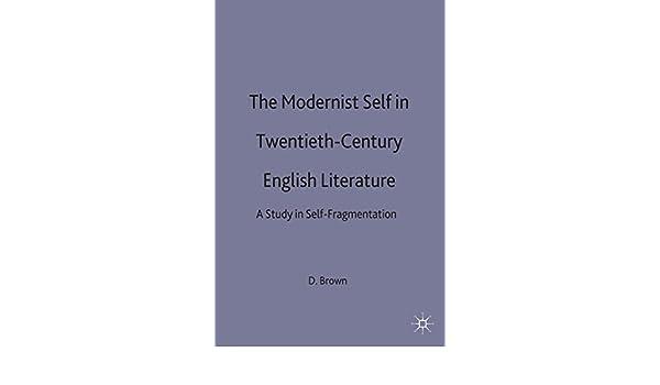 modernist literature shows fragmentation when