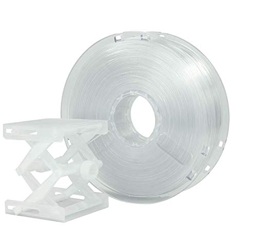 SUNLU PC Transparent 3D Printer Filaments 1.75mm, Easy to Use – 1 Kg