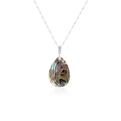 Blue Pearls - Abalone Pendant and Silver - Pearl Pendant Mounting Shopping Results
