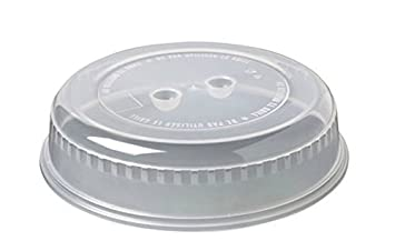 Toyma 342-49 blanco transl - Tapa microondas redonda Ø 26cm ...