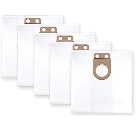 5x bolsas para aspirador tejido Bosch GAS 50/50M: Amazon.es: Hogar