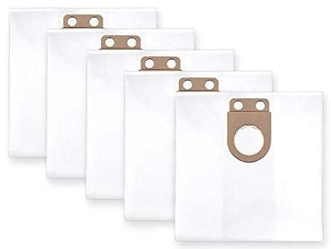 5x bolsas para aspirador tejido Metabo ASR 35 H: Amazon.es ...