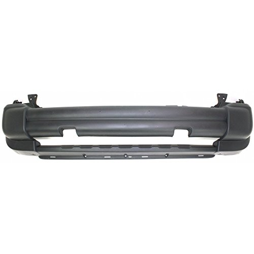 Bumper Jeep Liberty Cover - Front BUMPER COVER Textured for 2005-2007 Jeep Liberty