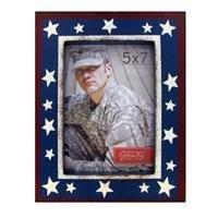 Patriotic Photo Frame (5