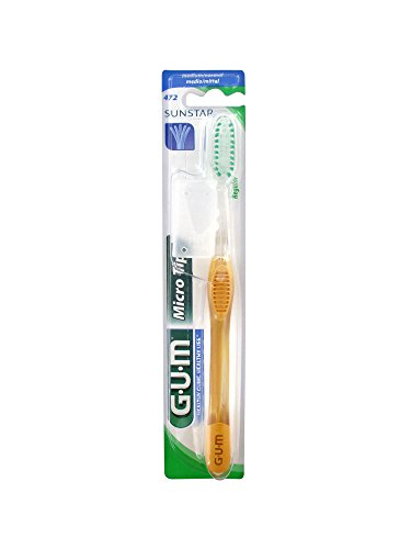 Cepillo de dientes Gum Micro Tip 472: Amazon.es: Salud y cuidado personal