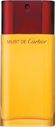 Cartier Must De Cartier Eau De Toilette Spray 100ml/3.3oz