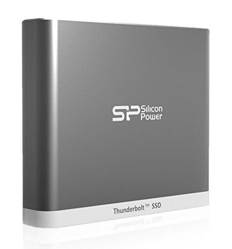 120GB Silicon Power T11 External SSD for Mac Thunderbolt Interface by Silicon Power (Image #2)