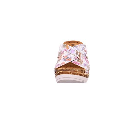 Multicolore Zoccoli donna Schuh Q 1004473 9 p4qBnRwXU