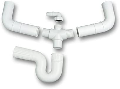 Plastisan - Sifon flexible doble complemento toma lavadora ...