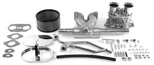 Empi Single 44 Hpmx Carburetor Kit, for Vw Bugs, Dune Buggies and Sandrails by Empi