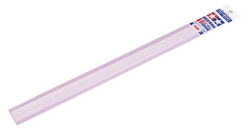 Plastic Beams 1mm Square (10pieces) by - Plastic Beams