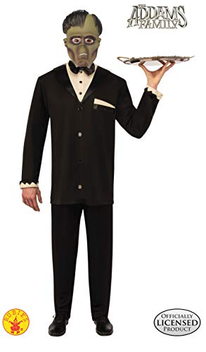 Rubie's Addams Family Animated Movie Lurch Adult Costume, As Shown, X-Large
