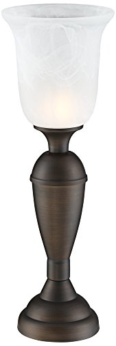 glass urn lamp - 5