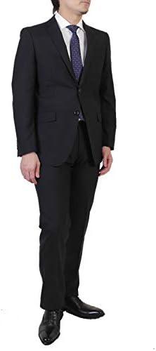 春夏 洋服倉庫 特選スーツ 定番ノータックスリムスーツ Y体/A体サイズ限定 紺無地 RS5053
