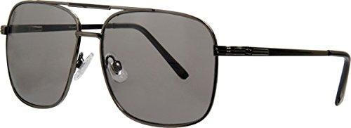 Brigada Neen Incognito Sunglasses [Silver Metal]