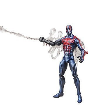 - Hasbro Marvel Universe 3 3/4 Inch Series 12 Action Figure SpiderMan 2099