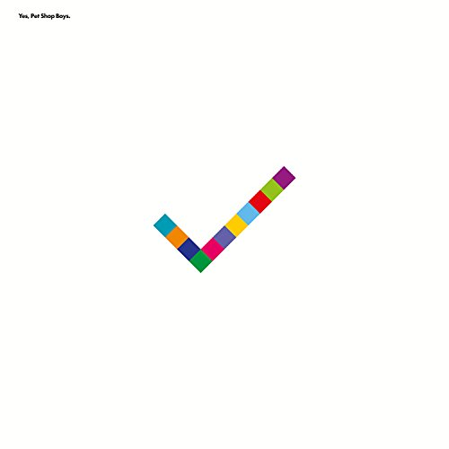 Album Art for Yes (2017 Remastered Version) by Pet Shop Boys