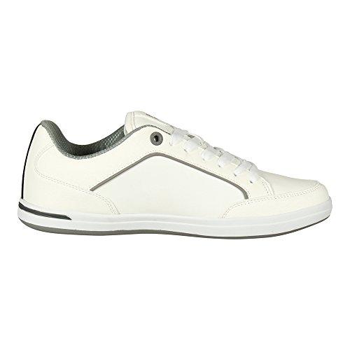 Levis Men Sneaker Aart Novelty White