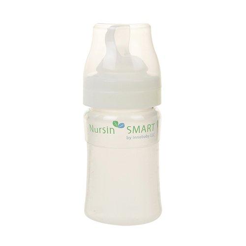 Innobaby Nursin' Smart 5 Oz Bottle With Spoon Feeder – Type A, Baby & Kids Zone
