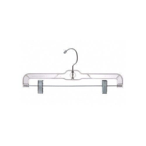 Only Hangers Clear Bundle 50