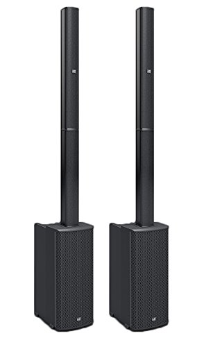 2 X Ld Systems Maui 11 G2 1000w Portable Column Pa System With Mixer