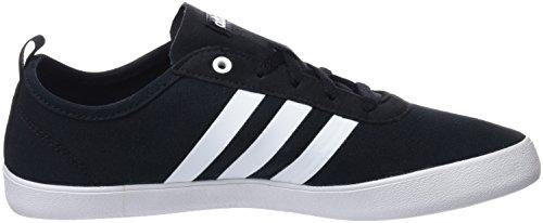 000 Negro 2 negbas W De Qt Mujer Adidas Negbas Zapatillas Ftwbla 0 Para Deporte Vulc Bw6wAq
