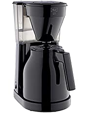 Melitta Easy Therm 6762891 1023-06 filterkoffiezetapparaat 1050, kunststof zwart
