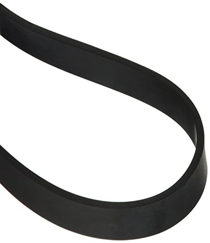 Eureka 61120G 2 Count Type U Vacuum Cleaner Belts (2 belt pack) ()