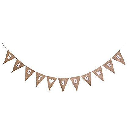 FirstKitchen 3.2M//10.5Feet Lace Bunting Vintage Flag Banner Pennant Garland Fabric Triangle Flags Lovely Cloth Shabby Chic Decoration for Birthday Retro Wedding Parties Lace