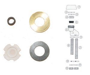 Belvedere 5001228 Repair Kit for Vacuum Breaker Model 403