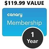 Amazon.com: CANARY Cámara de seguridad para interiores ...
