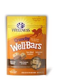 Well Bar Dog Treats Peanut (567g) Brand: Animal Wellness
