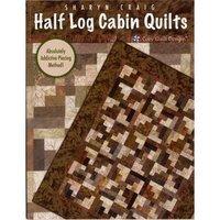 Half Log Cabin Quilts (Half Log Corner)