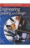 img - for Engineering Drawing and Design by Cecil Howard Jensen (2001-07-03) book / textbook / text book