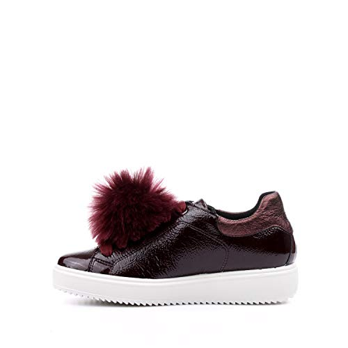 Inverno Naplak Bordeaux Autunno Igi amp;co Sneaker qx8wa1qIR